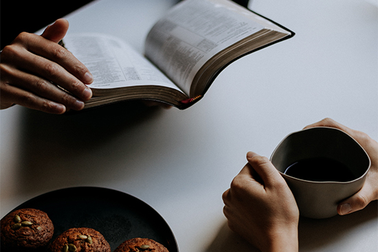 Study to become a Biblical Counsellor