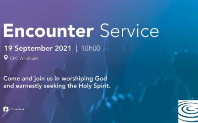 Encounter Service September 2021