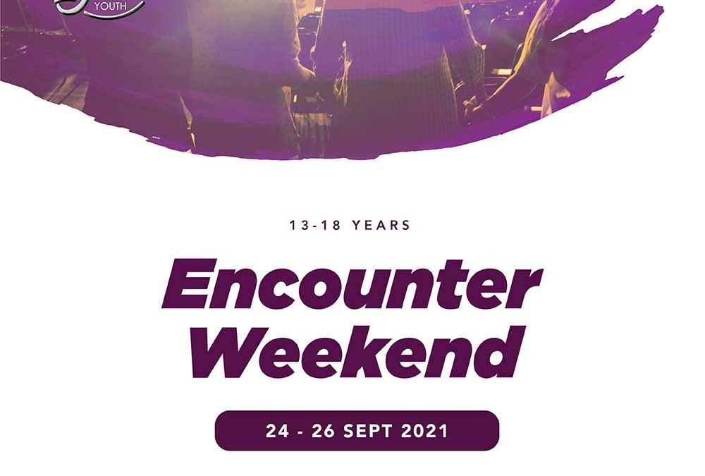 Ignite Youth Camp: Encounter Weekend September 2021
